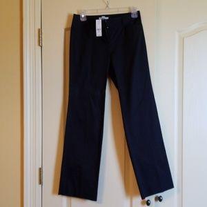 Ny&co black dress pants size 0Petite
